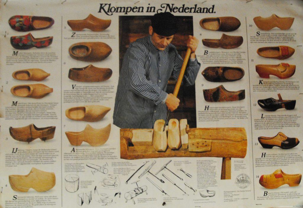 Holzschuhe NL